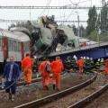 Ostrava, Studenka, nehoda, vlak, spadlý most, neštìstí